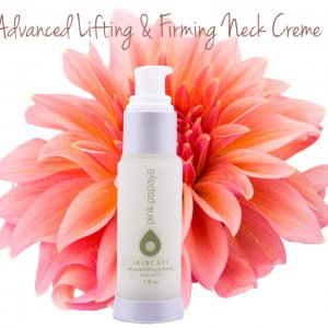 Advanced Lifting & Firming Neck Creme - Talk about a powerhouse!  It feels really good on my skin and makes a visible difference in a relatively s